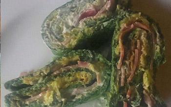 geschnittener-spinat-wrap