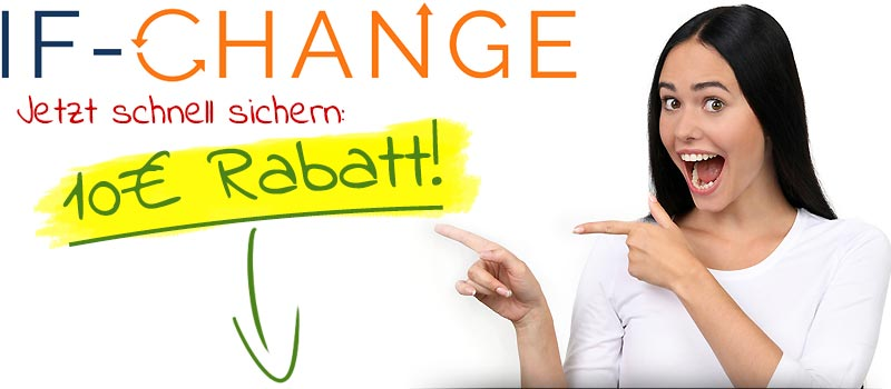 Gutschein IF Change Intervallfasten Programm